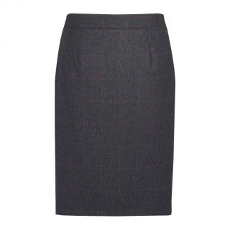 Cordings Shaftesbury Tweed Pencil Skirt Main Image