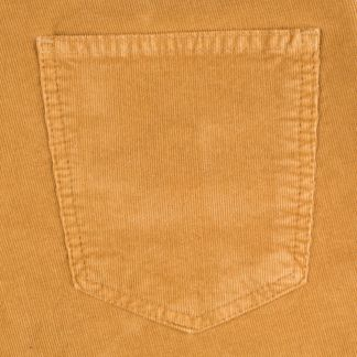 Cordings Tan Babycord Slim Jeans Different Angle 1