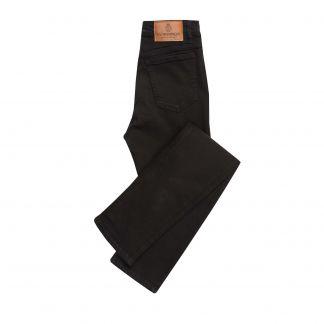 Cordings Black Stretch Jean Main Image