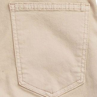 Cordings Tan Beige Stretch Cotton Slim Leg Trousers Different Angle 1