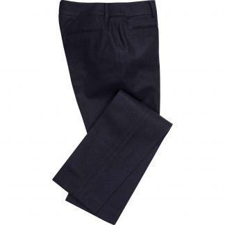 Cordings Navy Loden Pencil Trouser Main Image
