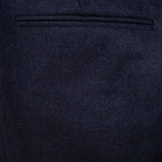 Cordings Navy Loden Pencil Trouser Different Angle 1