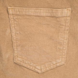 Cordings Beige Stretch Needlecord Jeans  Different Angle 1
