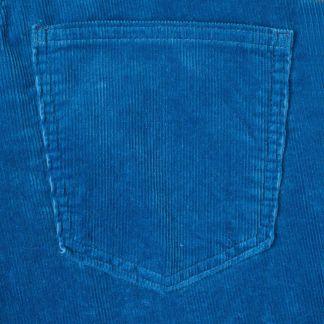 Cordings Blue Pima Cotton Needlecord Jeans Different Angle 1