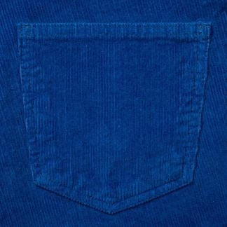 Cordings Blue Corduroy Trousers Different Angle 1