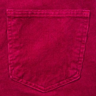 Cordings Raspberry Stretch Corduroy Trousers Different Angle 1