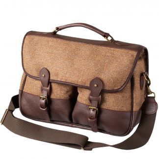 Cordings Hunting Tweed Working Bag Main Image