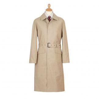 Cordings Fawn Hampton Mackintosh Raincoat Main Image