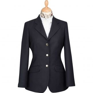 Cordings Navy Blazer with Double Vent  Main Image
