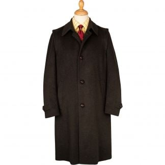 Cordings Green Austrian Loden Coat Main Image