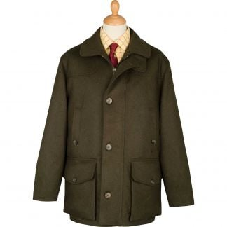 Cordings Chepstow Loden Field Coat Main Image