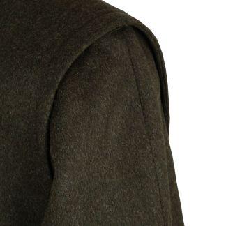 Cordings Green Austrian Loden Hubertus Coat Different Angle 1