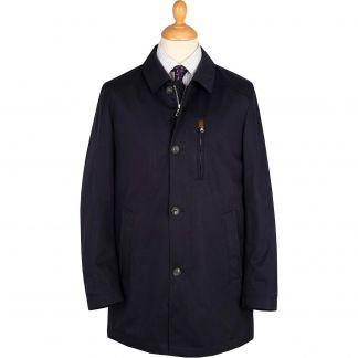 Cordings Navy Keswick Raincoat Main Image