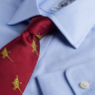 Cordings Blue Classic Oxford Shirt  Main Image