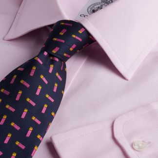Cordings Pink Classic Oxford Shirt  Main Image