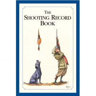 Cordings The Shooting Record Hardback Book Main Image