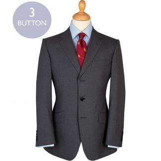 Cordings Grey 9oz Gregor Three Button Suit Main Image