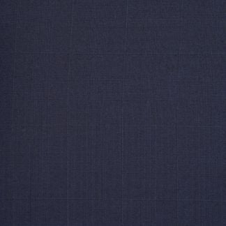 Cordings Navy 10oz Three Button Peter Check Suit Different Angle 1