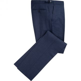 Cordings Dark Navy 8oz Two Button Trafalgar Travel Suit Different Angle 1