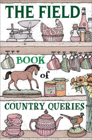 Cordings The Field Book of Country Queries Hardback Book Main Image