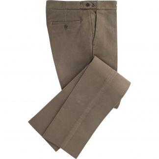 Cordings Lovat Green Moleskin Trousers Main Image