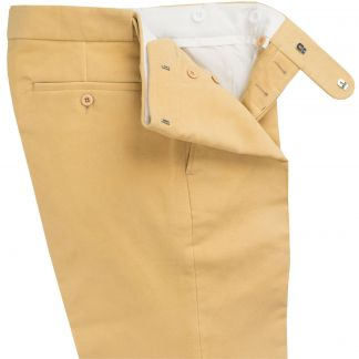 Cordings Corn Moleskin Men's Trousers Different Angle 1