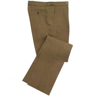 Cordings Barleycorn Tweed Trousers Main Image