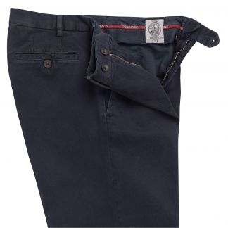 Cordings Navy Cattrick Heavy Drill Trouser Different Angle 1