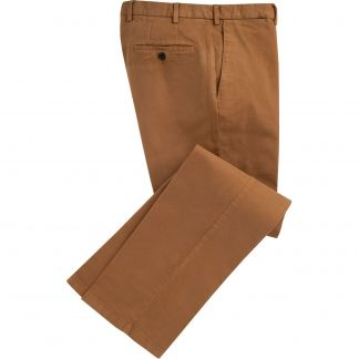 Cordings Fawn Cattrick Heavy Drill Trouser Main Image