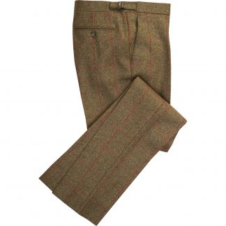 Cordings Thorner Tweed Trousers Main Image