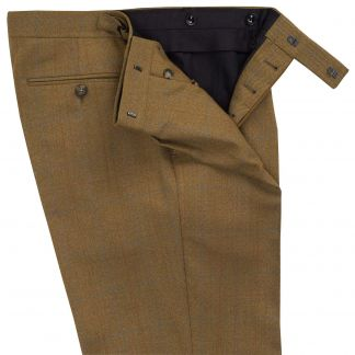 Cordings Redcar Lightweight Tweed Trousers Different Angle 1