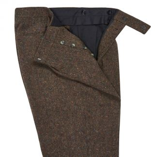 Cordings Bracken Classic Donegal Trousers Different Angle 1