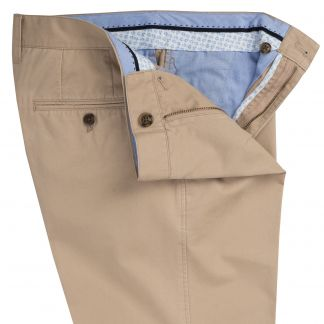 Cordings Stone Washed Twill Trousers Different Angle 1
