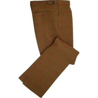 Cordings Brown Otley Tweed Trousers Main Image
