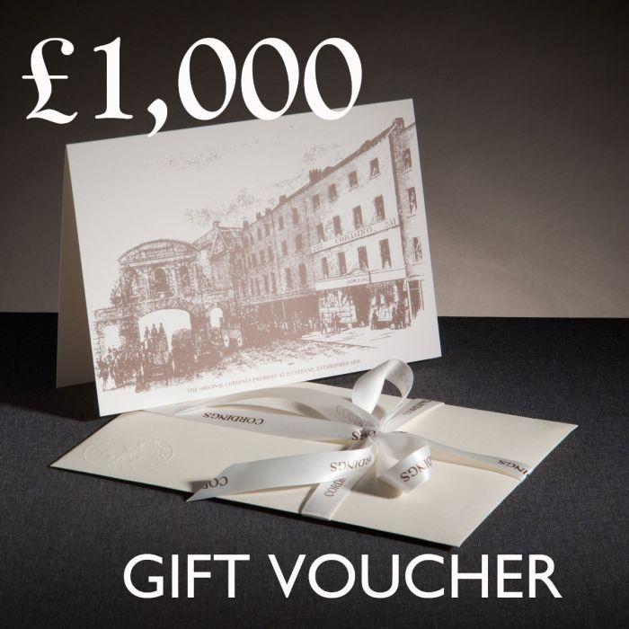 Gift Voucher £1,000
