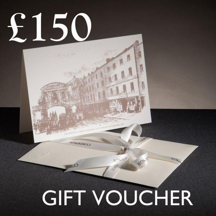 Gift Voucher £150