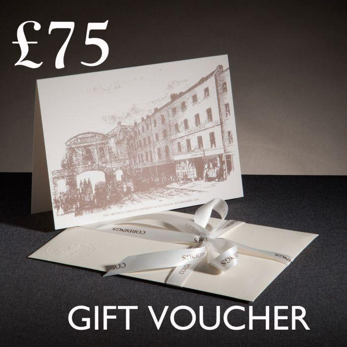Gift Voucher £75