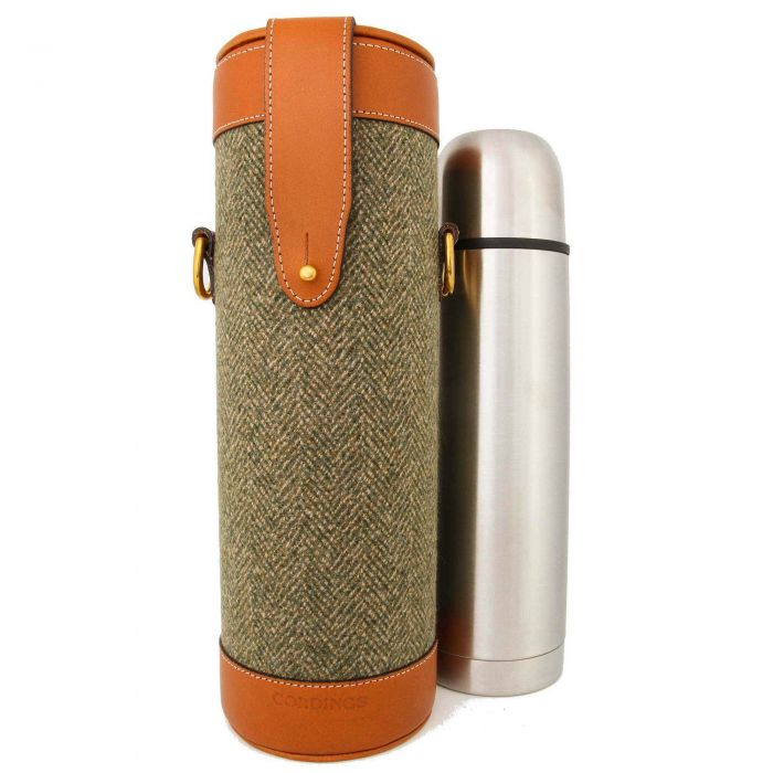 Firley Herringbone Thermos Flask