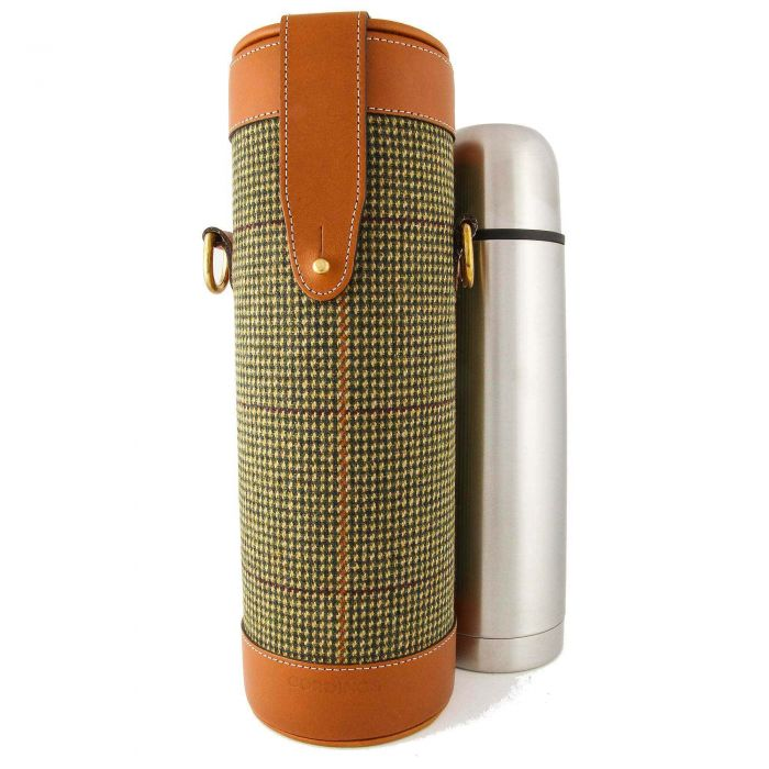 Sporting Check Thermos Flask