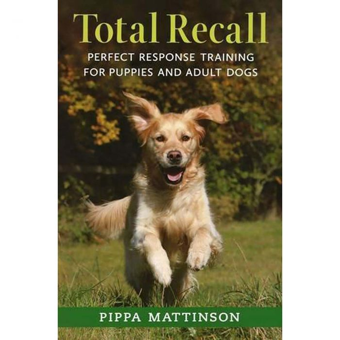 Total Recall by Pippa Mattinson Hardback Book