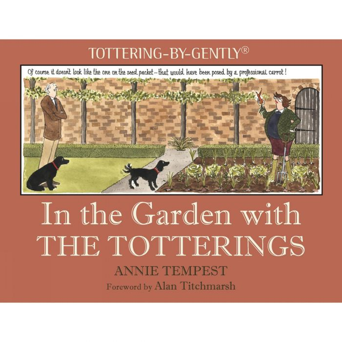 In the Garden with The Totterings Book
