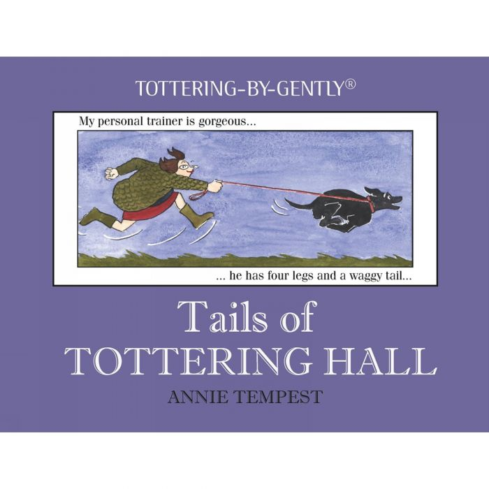 Tails of Tottering Hall Book
