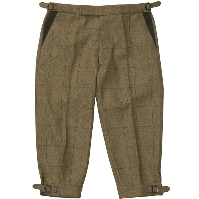 21oz Windowpane Tweed Plus Twos Shooting Breeks