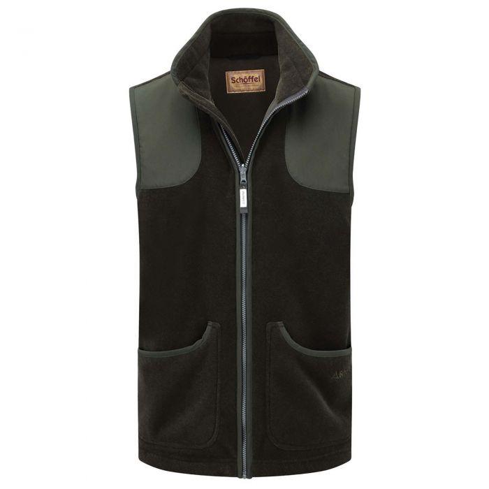 Schoffel Olive Gunthorpe Vest