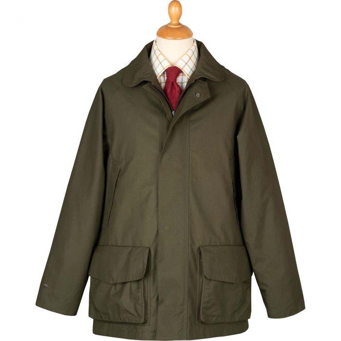 Hurricane Cotton Field Coat