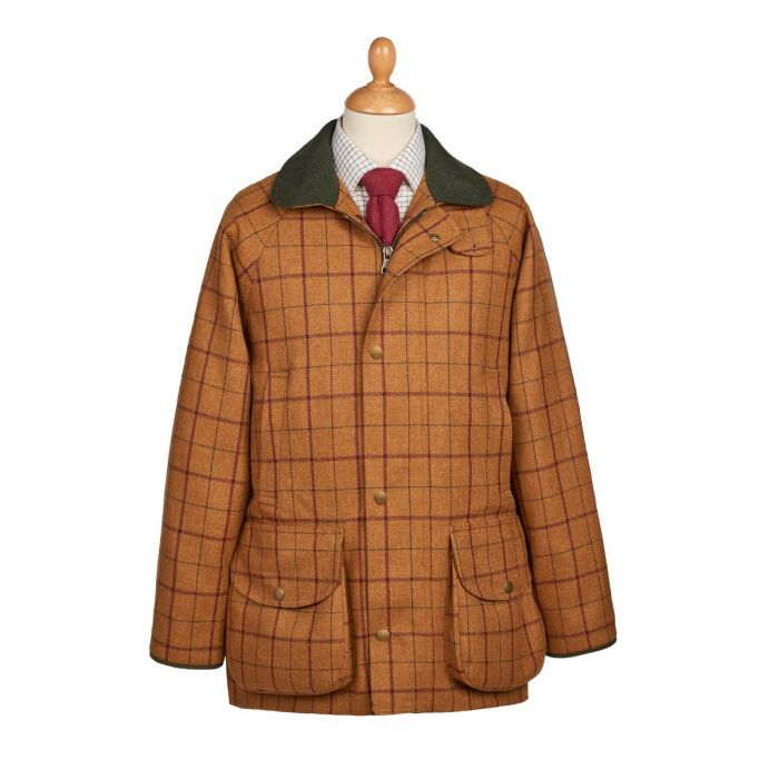 Skipton Tweed Field Coat