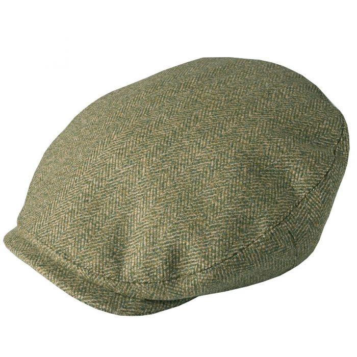 Firley Tweed Baggy Bond Cap