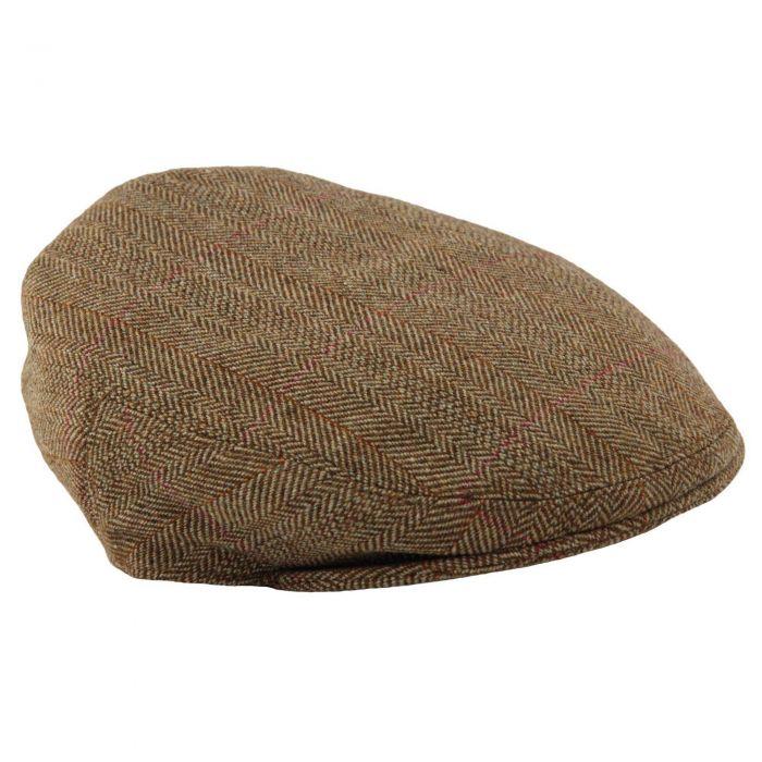 Barleycorn Tweed Garforth Cap