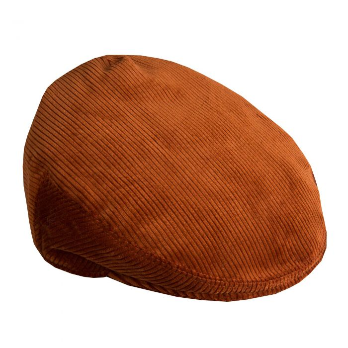 Cinnamon Corduroy Garforth Cap
