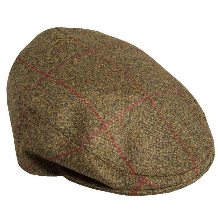 Thorner Tweed Garforth Cap